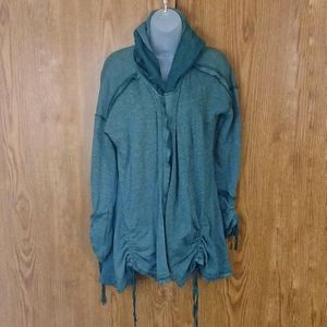 ALTARD STATE HOODED CARDIGAN